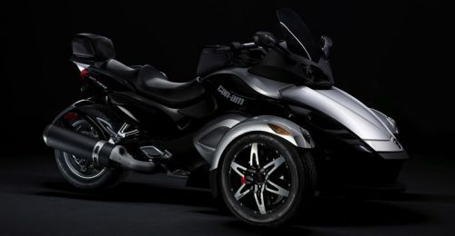 Can-Am Spyder. «Зверь машина»