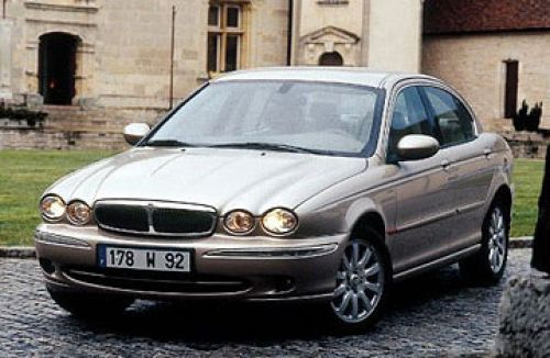 Jaguar X-Type. Икс-миссионер
