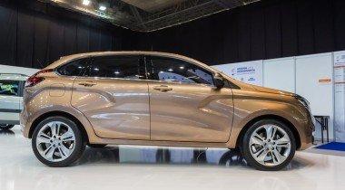 Пилотные Lada XRAY появятся уже в начале 2015 года