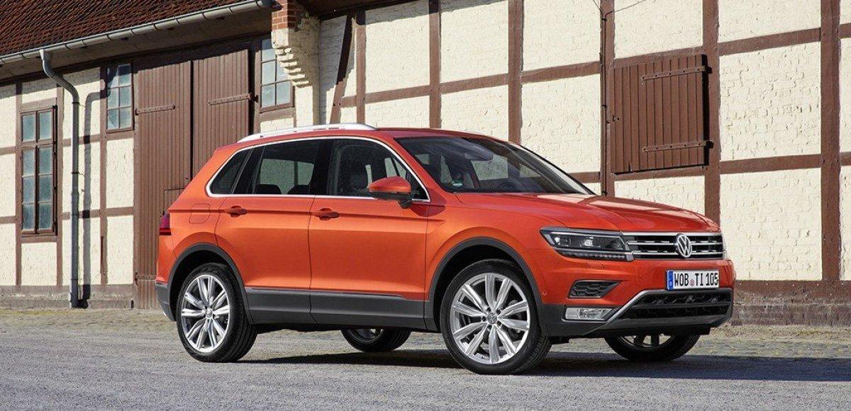 Продажи концерна Volkswagen увеличились