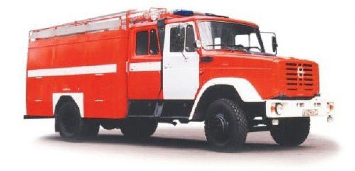 В Ставрополе водитель «легковушки» врезался в пожарную машину