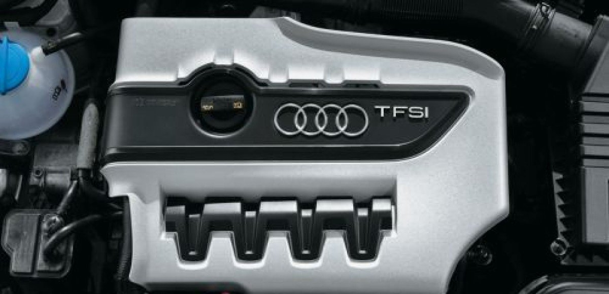 Агрегаты Audi. А вместо сердца
