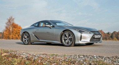 Lexus LC 500: отзыв после длительного теста