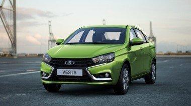 93% владельцев Lada Vesta готовы рекомендовать ее к покупке.