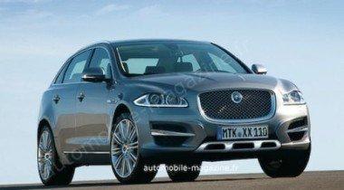 Компания Jaguar готовит спортивный кроссовер