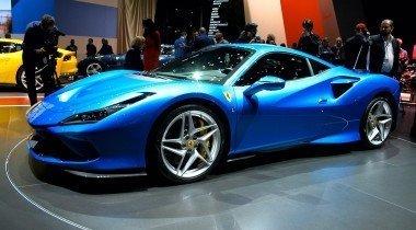 Ferrari F8 Tributo: самый быстрый и самый мощный