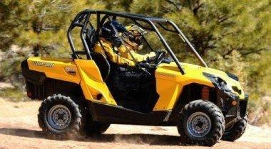 BRP представляет в России две новинки Can-Am в классе ATV