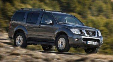 Полноразмерный внедорожник Nissan от 1 411 000 рублей