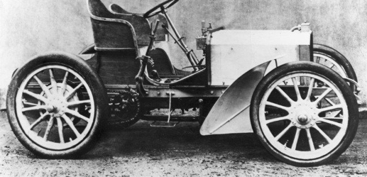 Mercedes-Benz. История славных дел
