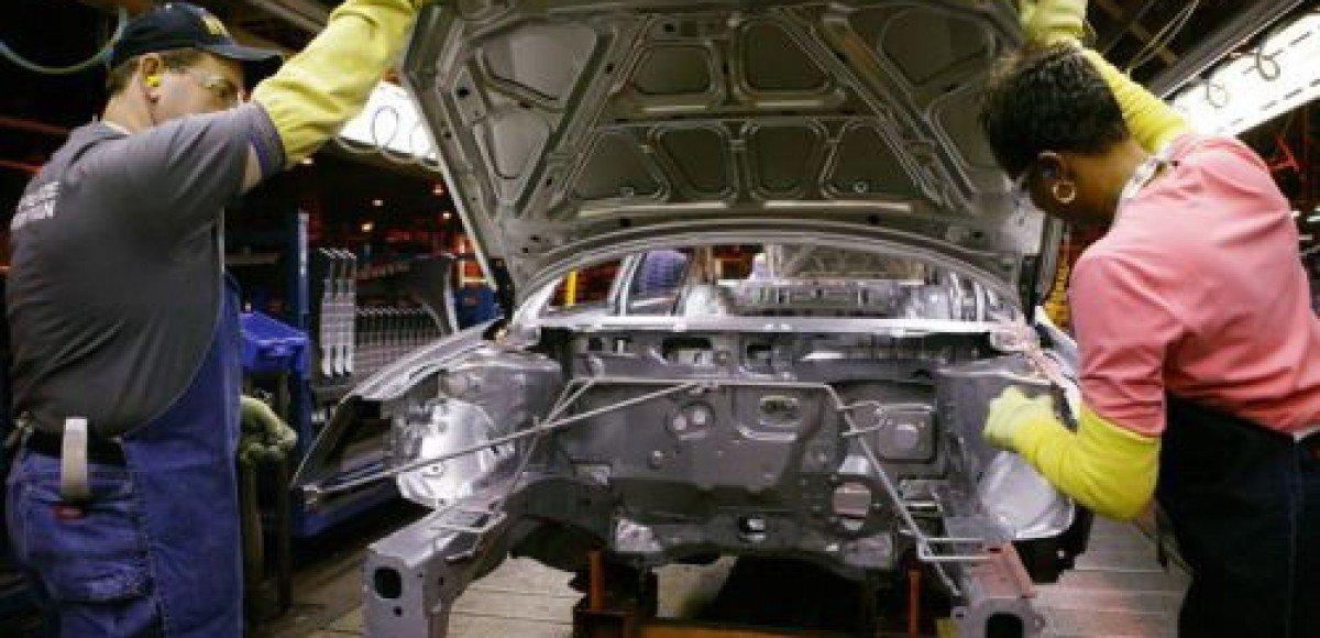 На канзасском заводе GM возобновлена работа после 3-хнедельной забастовки