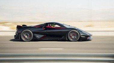 Гиперкар SSC Tuatara побил мировой рекорд максимальной скорости