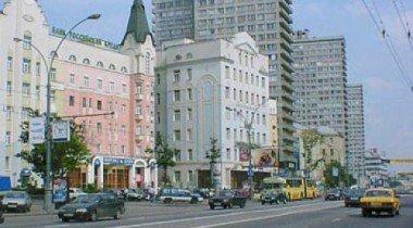В Москве в День святого Патрика перекроют Новый Арбат