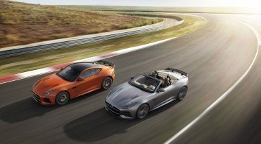 Следующий Jaguar F-Type может поменять «ориентацию»