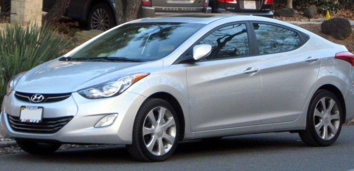 Hyundai Elantra: C-класс, проверенный временем