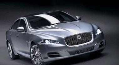 В России стартовали продажи Jaguar XJ