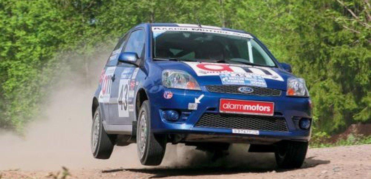 Кубок Ford Fiesta ST. Продолжение «фиесты»