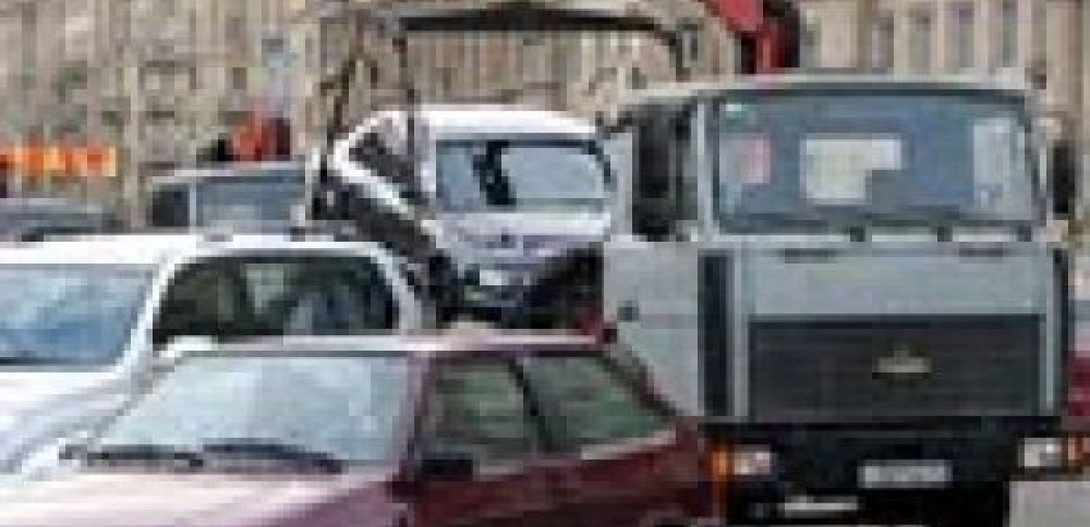 Московских водителей предупредят об эвакуации