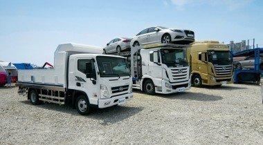 Один в поле воин: Truck&Bus Mega Fair