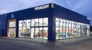 Открытие нового дилерского центра Peugeot в Самаре