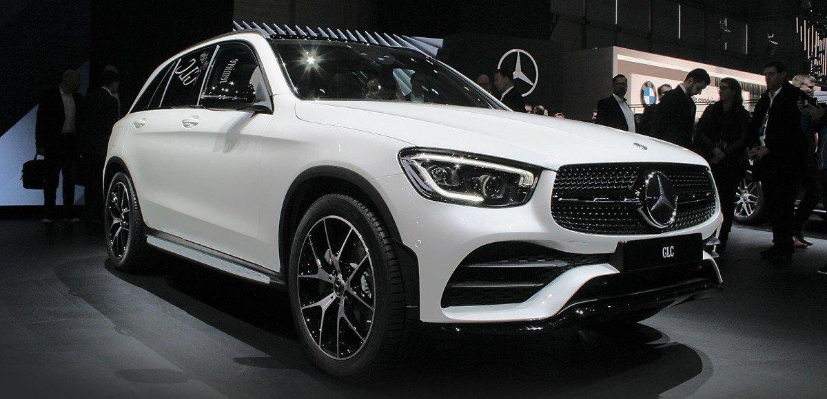 Mercedes-Benz GLC 2020: обновления на пользу