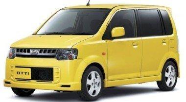 В Японии стартовали продажи обновленного Nissan Otti