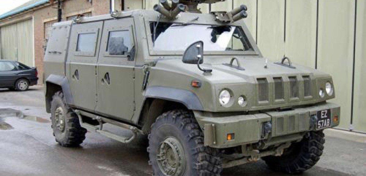 ГК «Ростехнологии» будет производить сборку бронемашин Iveco в России