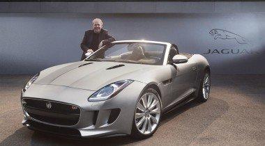 Лучший автомобильный дизайн у Jaguar F-Type