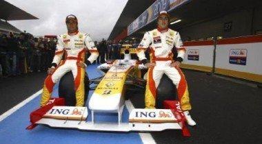Фернандо Алонсо: «Новый автомобиль великолепен»
