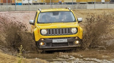 Jeep Renegade. Кросс-курс