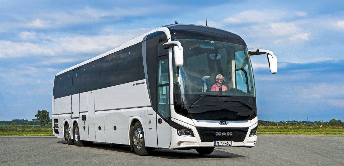 MAN Lion's Coach: автобус, способный удивить
