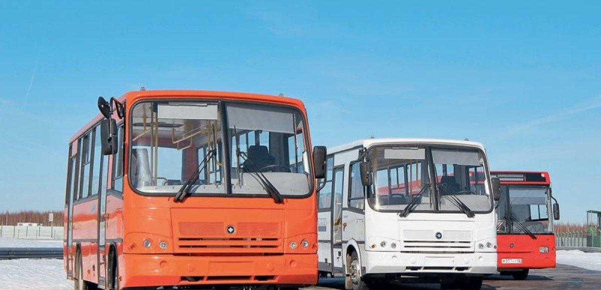 Автобусостроение России: Проблемы рынка и перспективы развития отрасли