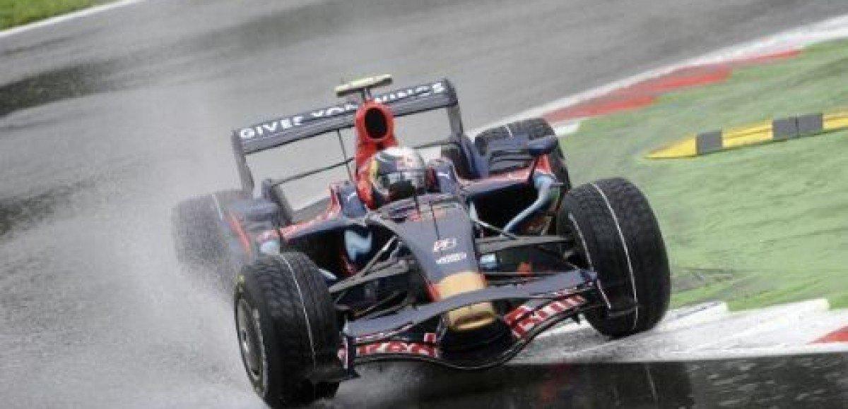 Первый наказанный на Гран-При Монако уже есть !