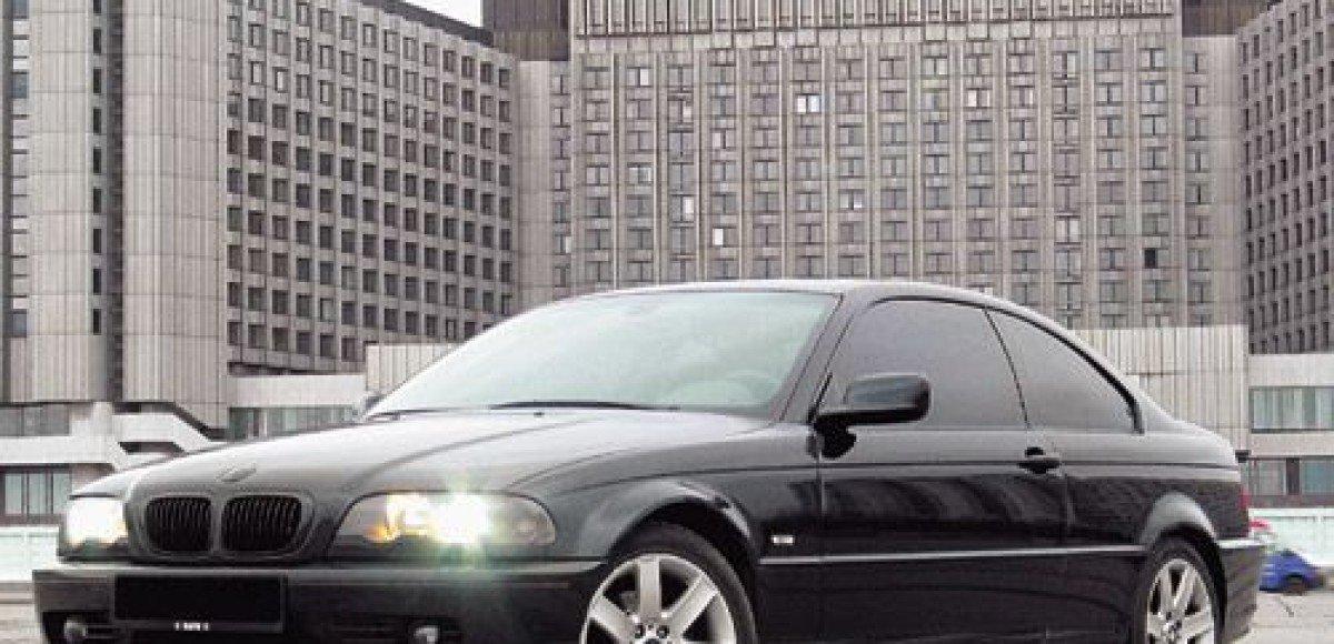 BMW 3-Series. Прикладная философия