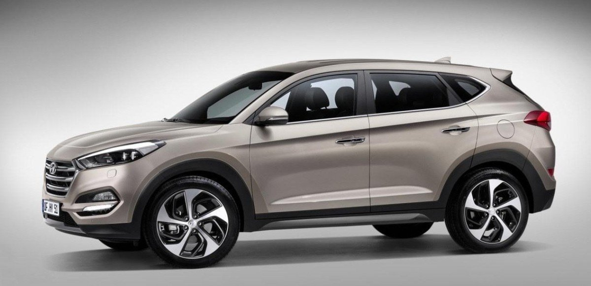 Hyundai Tucson. Спираль эволюции