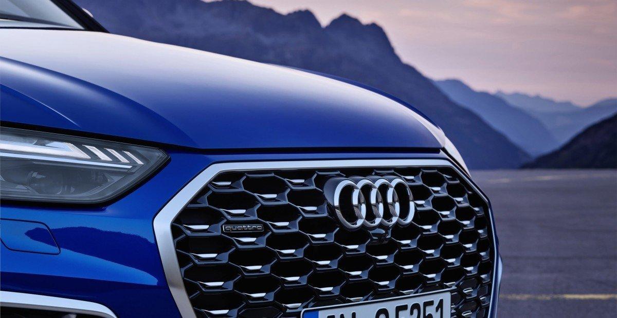 Audi объявил цены на новый купе-кроссовер Q5 Sportback