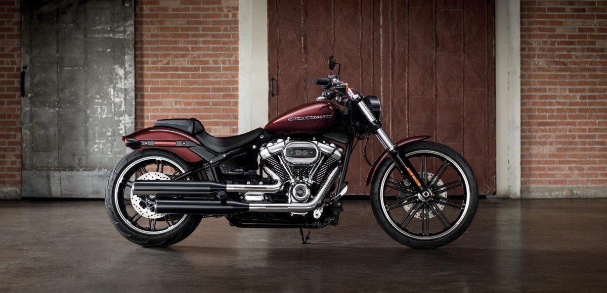 Новые шины Michelin для Harley-Davidson