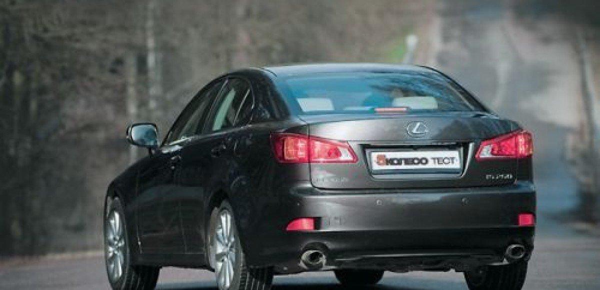 Компания «Лексус — Измайлово» — лучший дилер Lexus