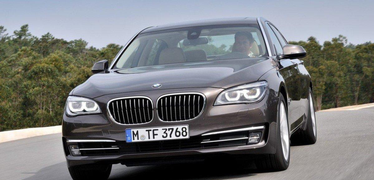 BMW 7 – история модели