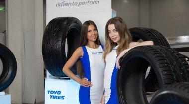 Toyo Tires Proxes ST III: российская премьера