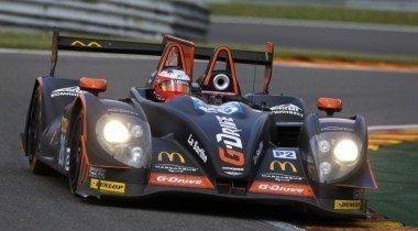 Новый сезон автоспортивного проекта G-Drive Racing