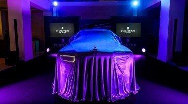 Новый Rolls-Royce Phantom добрался до России