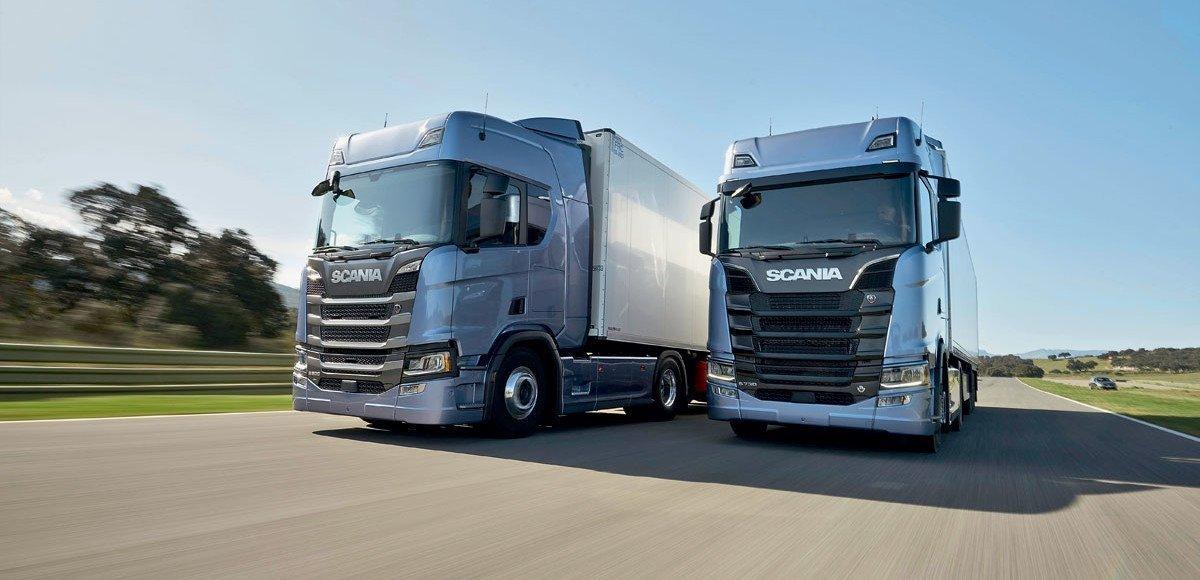 Scania S & R Series 2016. Поколение Next