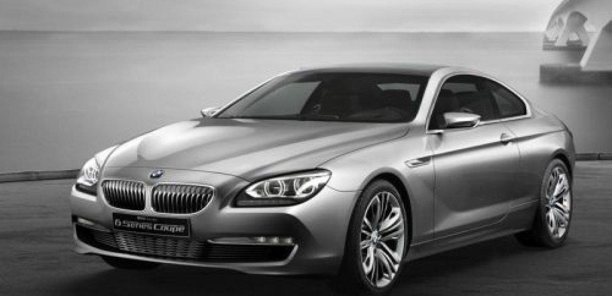 Премьера обновленной BMW 6 серии