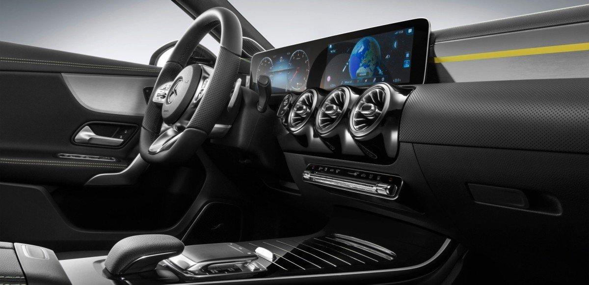Внутренний мир: каким будет новый Mercedes-Benz A-class