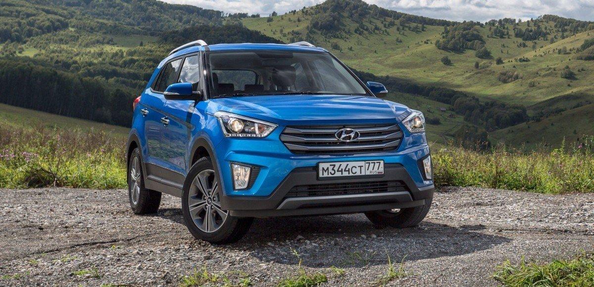 Hyundai Creta: меньше миллиона за полный привод