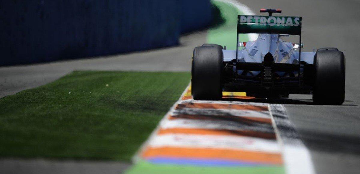 Гран-при Европы с точки зрения шин