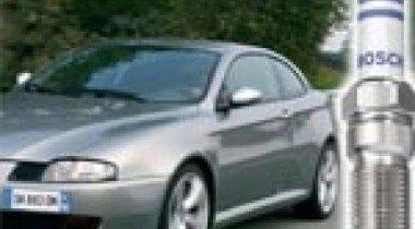 Alfa Romeo выбирает свечи Bosch Platinum