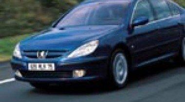 Peugeot 607 3.0 V6. Потерявши плачем