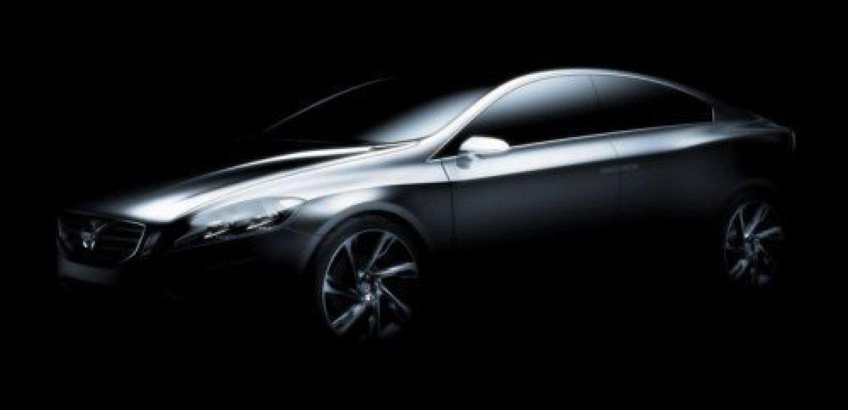 Volvo S60 Concept. Технология сокращения выброса CO2