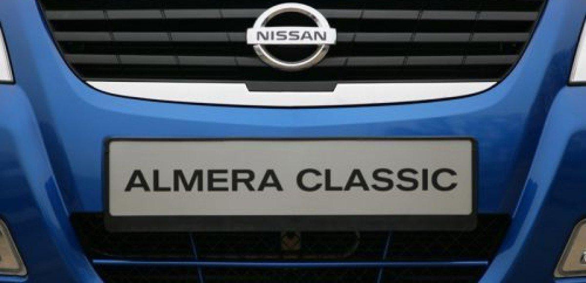 Nissan Almera Classic будет выпускаться под брендом Лада